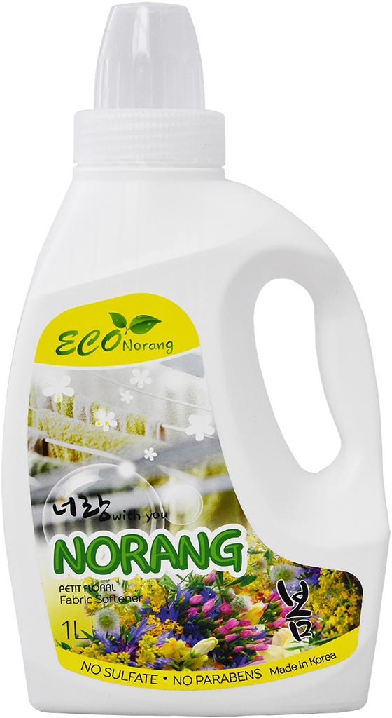 Кондиционер для белья Norang Fabric Softener Clean Blossom, 1 л кондиционер для кожи cobra skin clean 0 5 л