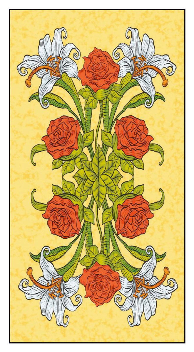 Картинка рубашка карты таро