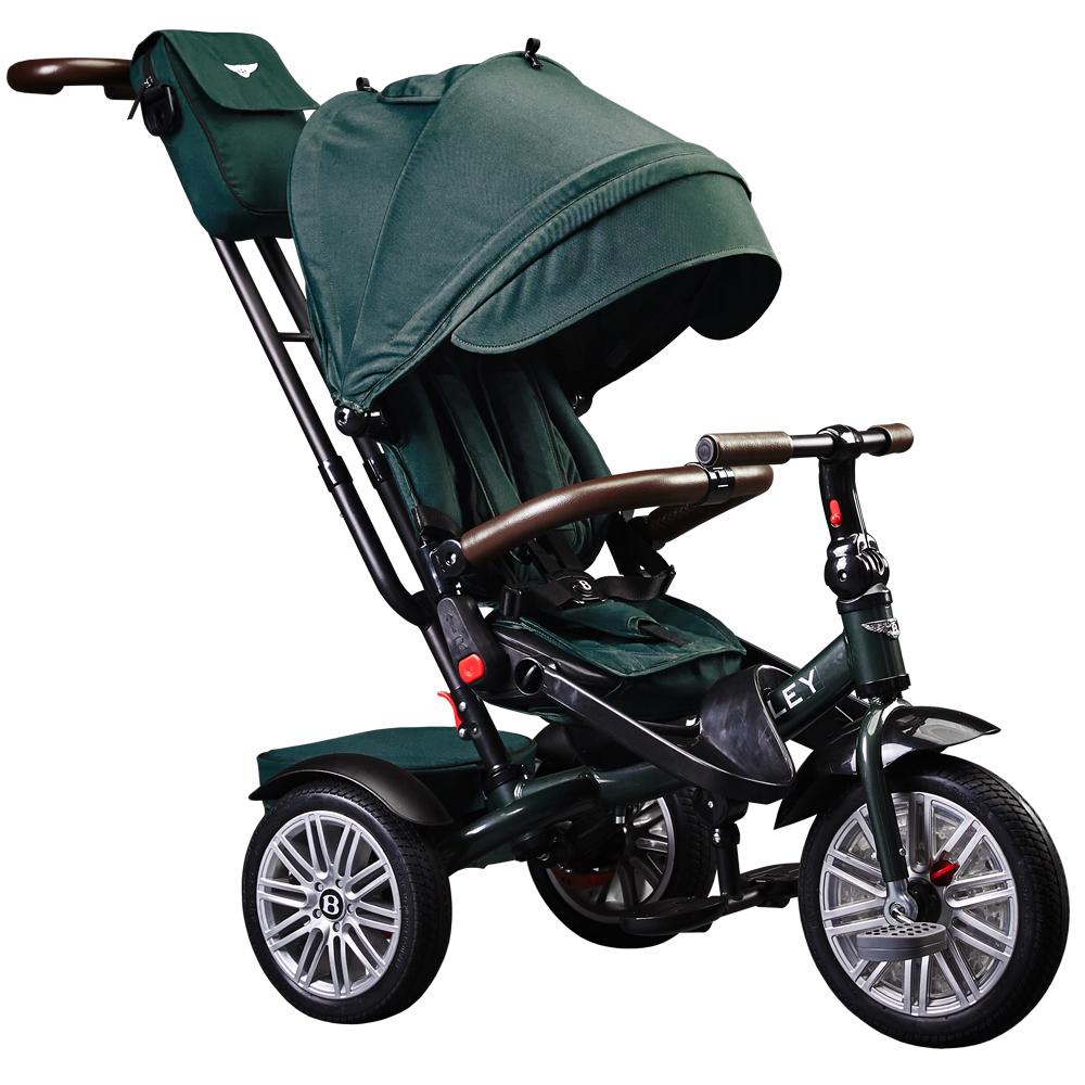 Bentley Велосипед трехколесный цвет зеленый BN2G