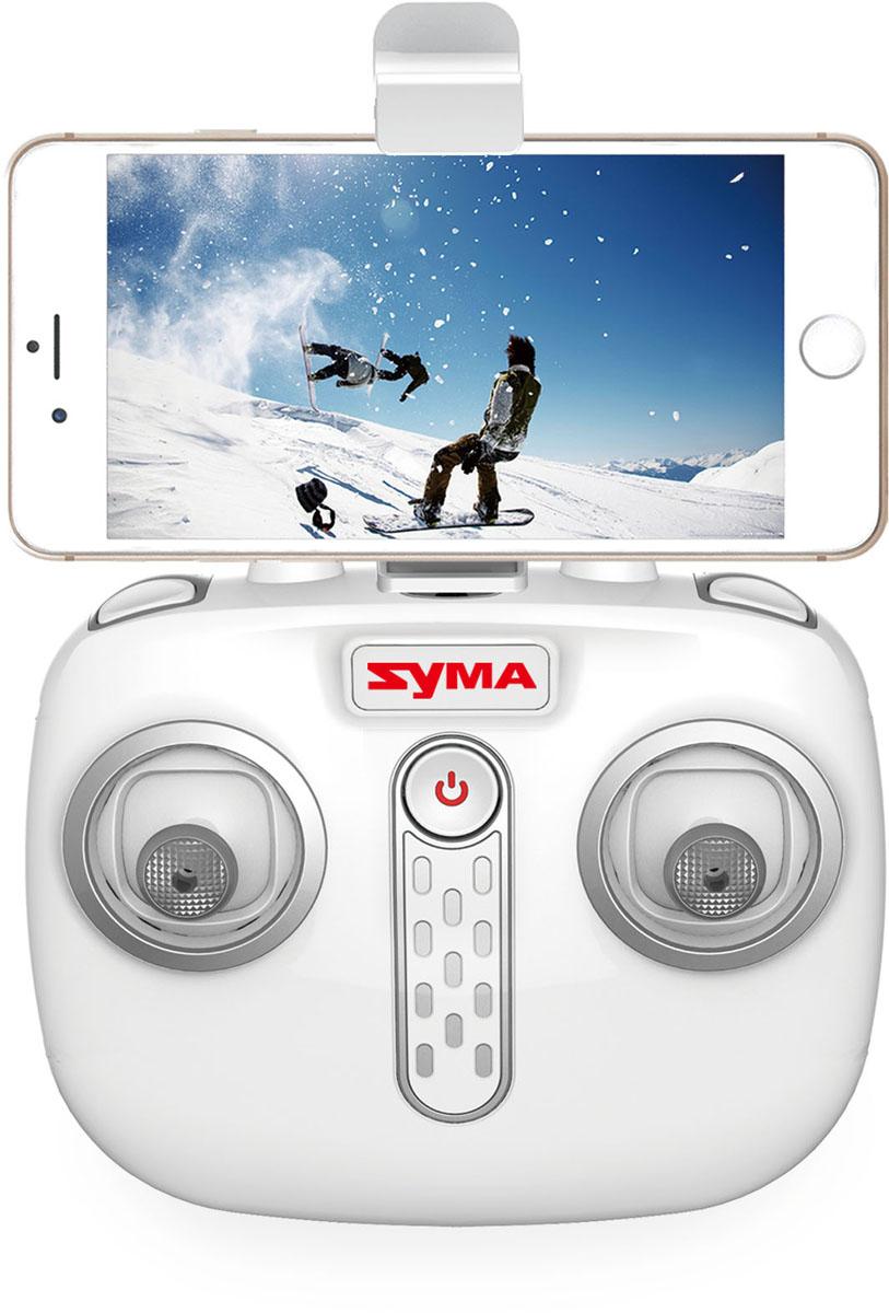 SymaКвадрокоптер на радиоуправлении X23W цвет белый Syma