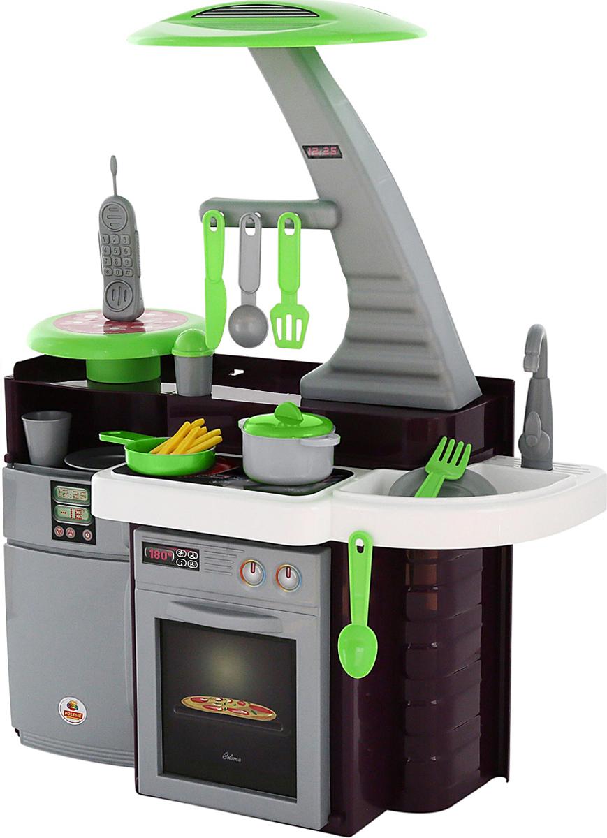 цена на Полесье Игровой набор Кухня Laura 56313, цвет в ассортименте
