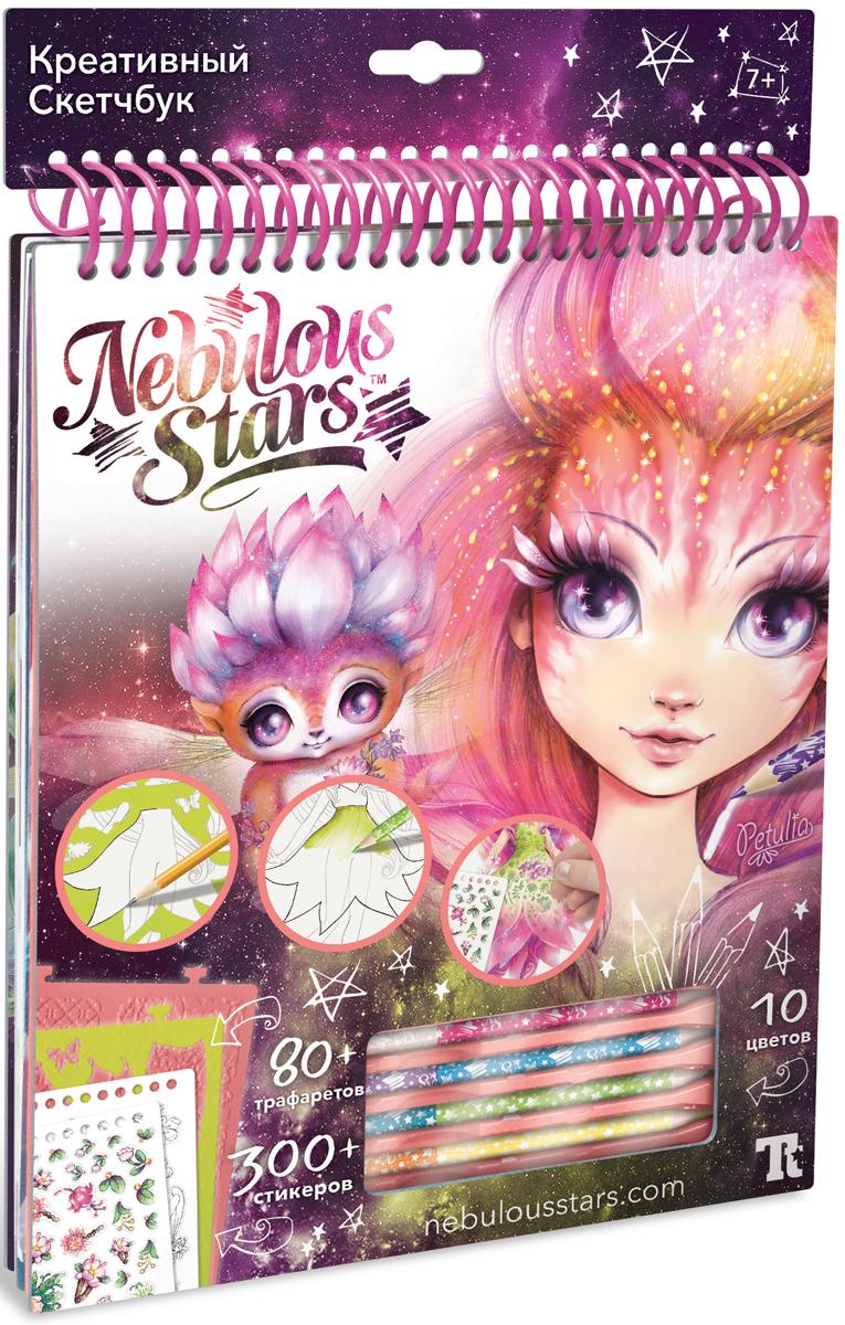 Nebulous Stars Набор для творчества Креативный Скетчбук 11103
