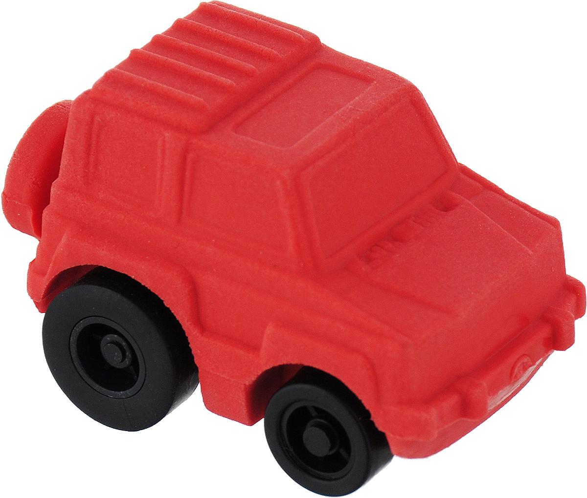 все цены на Brunnen Ластик Машинка,цвет красный вид 2 в интернете
