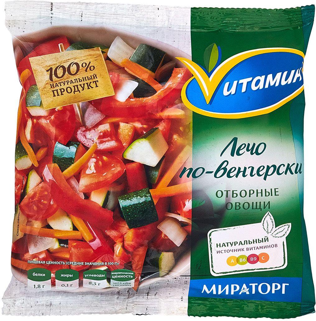 Лечо по-венгерски Vитамин, 400 г недорого