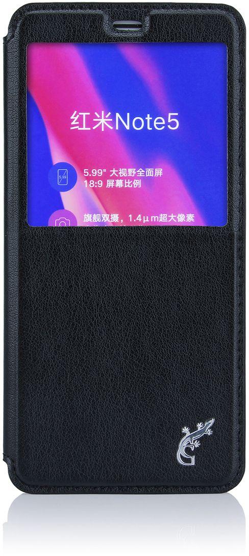 Чехол G-Case Slim Premium для Xiaomi Redmi Note 5 / Note 5 Pro черный
