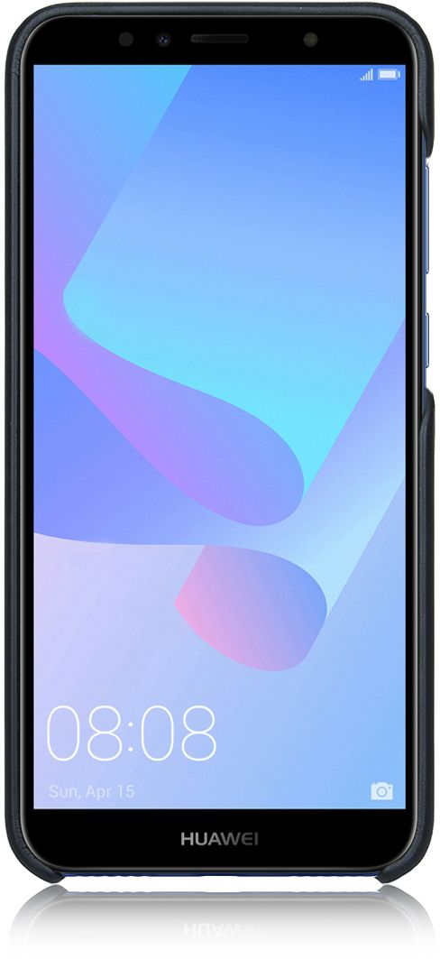 купить G-Case Slim Premium чехол для Huawei Honor 7A Pro/Huawei Y6 (2018), Black недорого