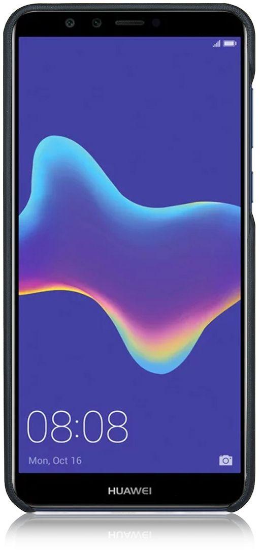 G-Case Slim Premium чехол для Huawei Y9 (2018), Black чехол для huawei y9 2018 caseguru magnetic case синий
