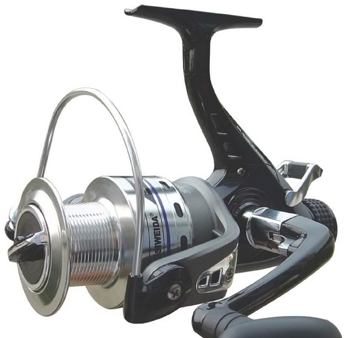 Катушка рыболовная SWD Black Carp 600, 3+1BB. 12762