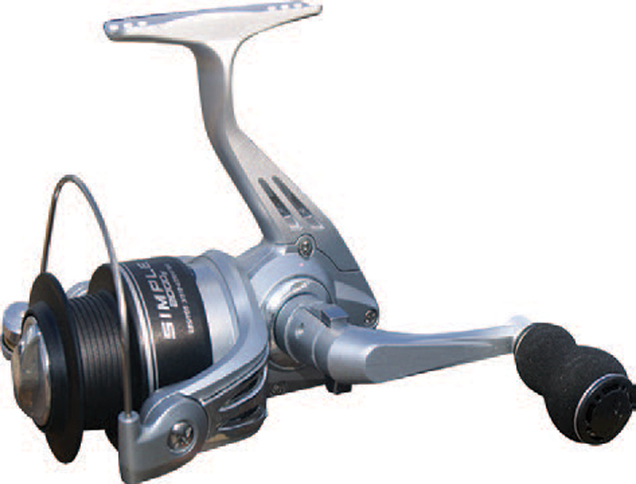 Катушка рыболовная SWD Simple 2000FA, 1BB. 49456