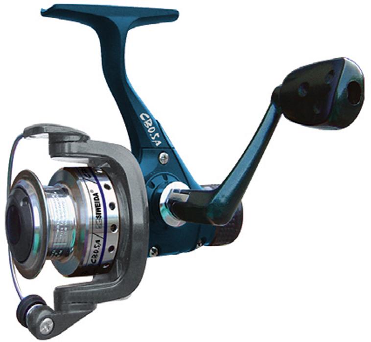Фото - Катушка рыболовная SWD Cobra , CB 0.5 6BB, цвет в ассортименте. 49059 удочка зимняя swd ice bear 60 см
