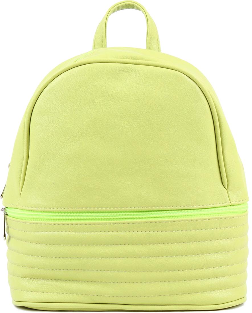 Рюкзак женский Медведково цвет: светло-зеленый. 18с3329-к14 рюкзак женский cross case цвет зеленый mb 3050