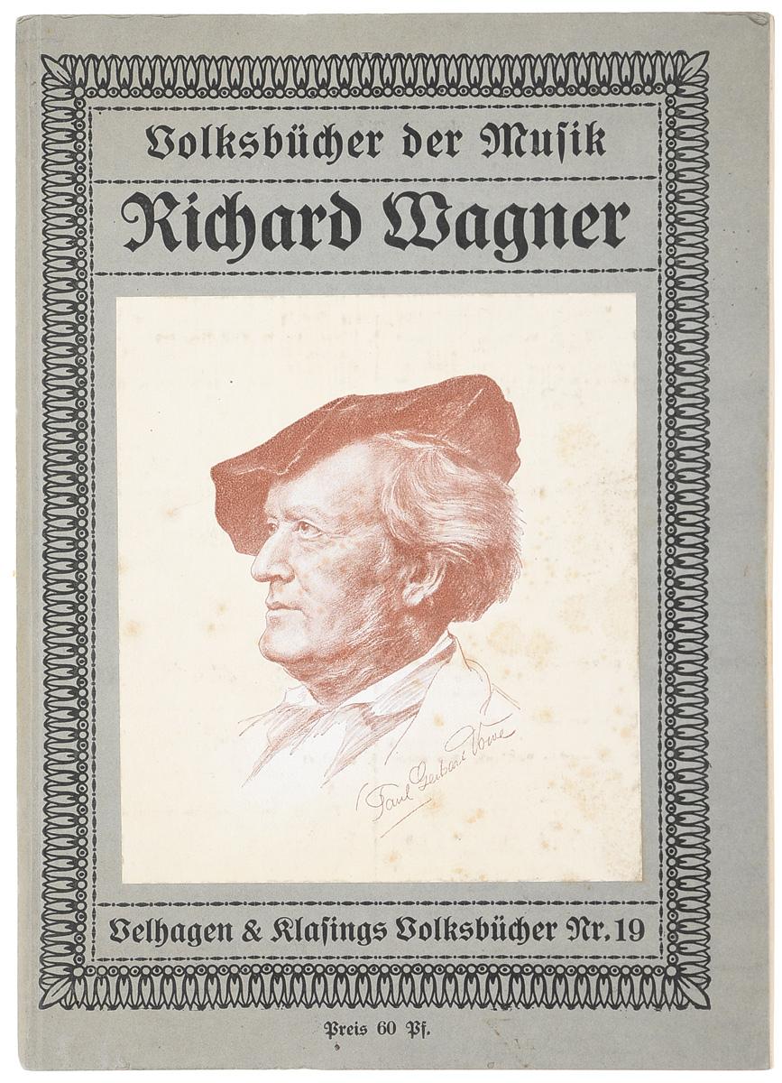 Richard Wagner faisal kawusi bielefeld