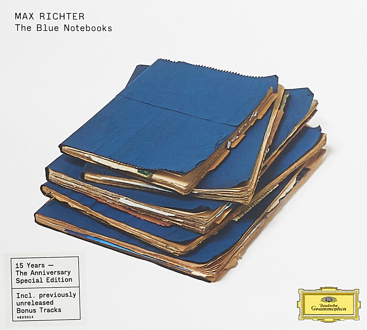 все цены на Макс Рихтер Max Richter. The Blue Notebooks (Deluxe) (2 CD) онлайн