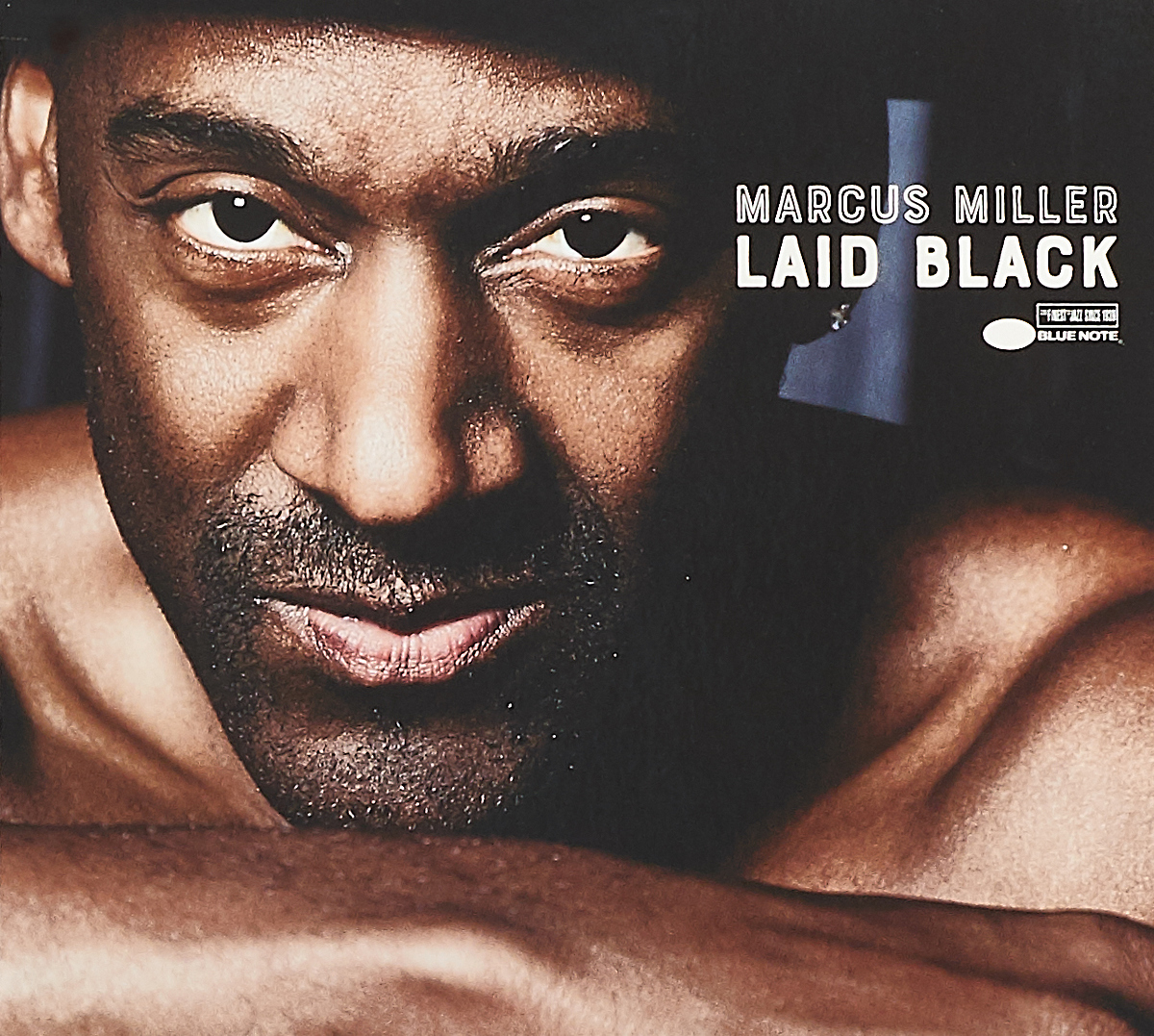 Маркус Миллер Miller Marcus. Laid Black