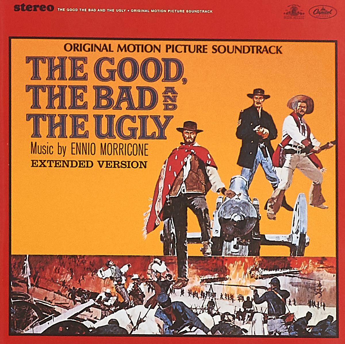 Эннио Морриконе Morricone Ennio. The Good, The Bad And The Ugly эннио морриконе ennio morricone the very best of ennio morricone