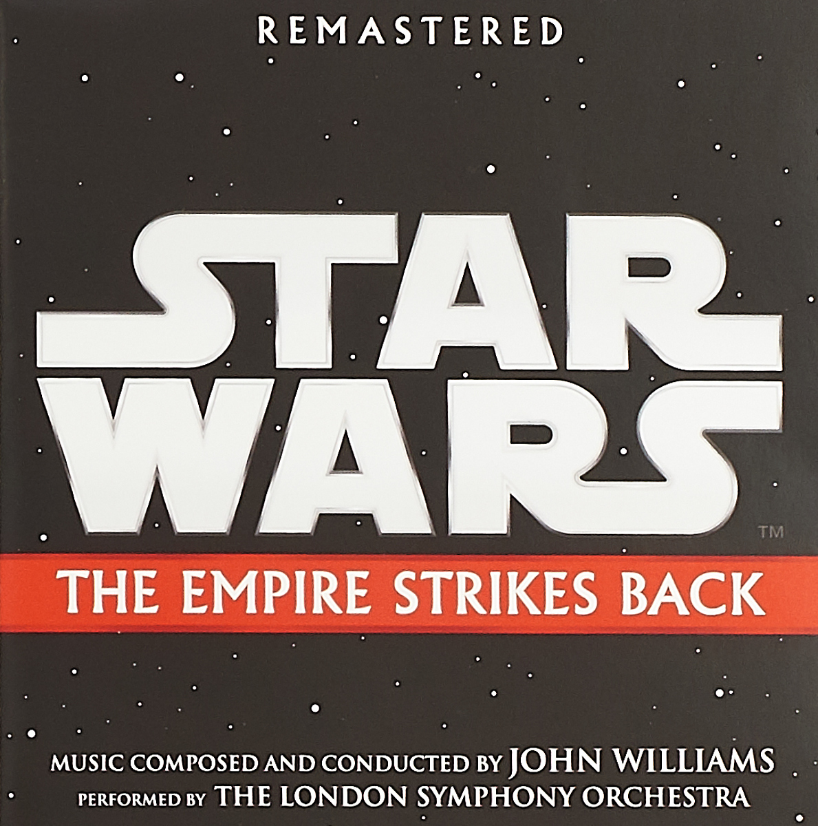 Ost Ost. Star Wars: The Empire Strikes Back (John Williams)