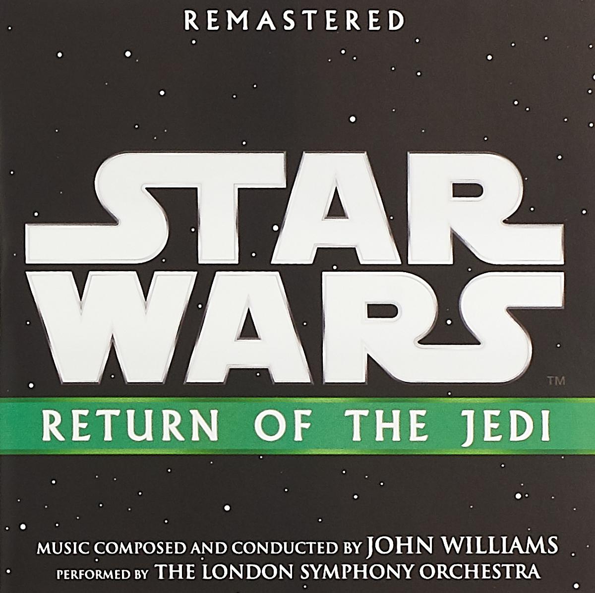 Ost Ost. Star Wars: Return Of The Jedi (John Williams)