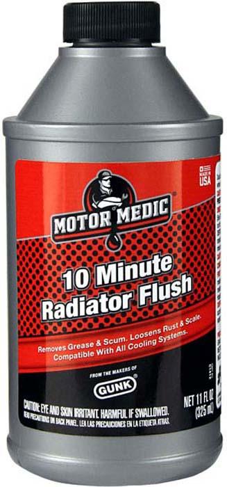 Промывка радиатора Gunk, 10 минут, 325 мл цена и фото