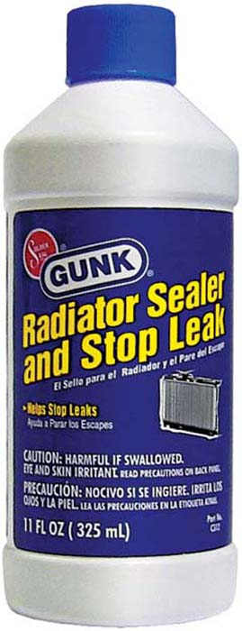 все цены на Остановка течи в системе охлаждения Gunk, 325 мл онлайн