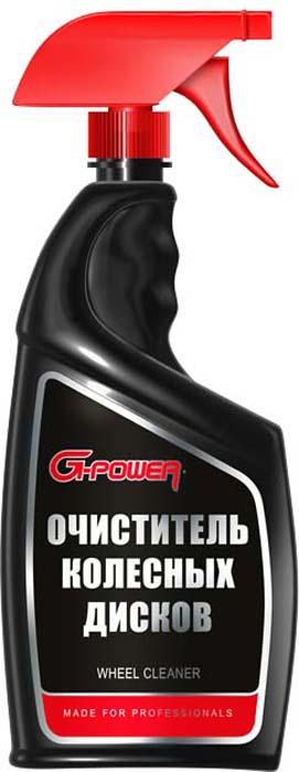 """Очиститель колесных дисков """"G-Power"""" спрей-триггер, 750 мл"""