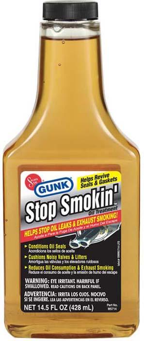 Устранитель дымности выхлопа Gunk, 428 мл цена и фото