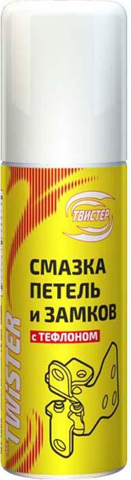 Смазка петель и замков с тефлоном Mr.Twister, 75 мл стоимость