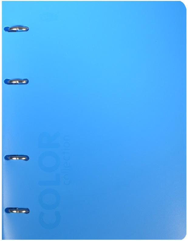 Бриз Тетрадь 80 листов в клетку цвет голубой1134-503Формат: А5.Количество листов: 80.Обложка: пластик.Крепление: на кольцах.Цвет обложки: голубой.