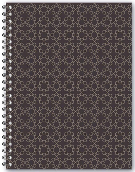 Феникс+ Тетрадь 100 листов в клетку цвет серый