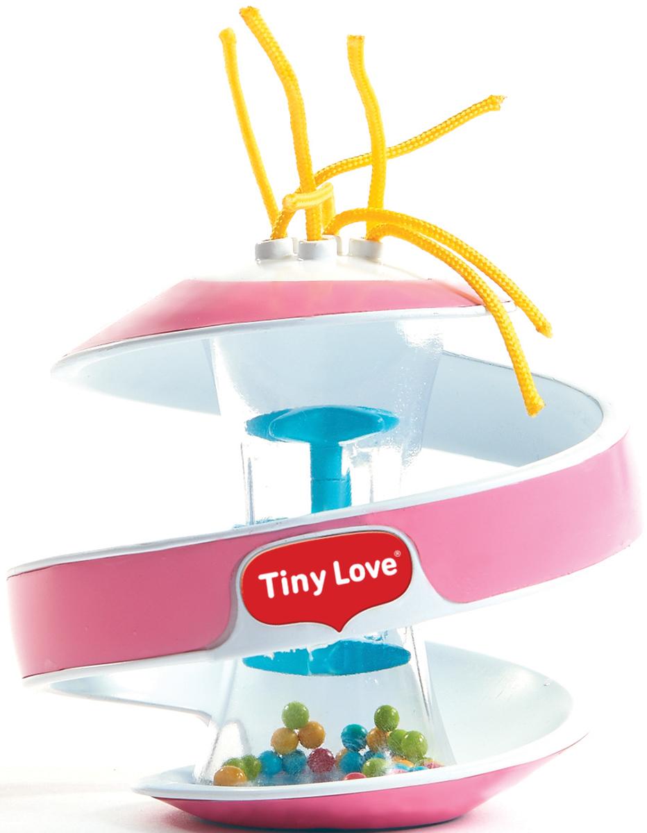 Tiny Love Развивающая игрушка Чудо-шар цвет розовый развивающая игрушка погремушка tiny love волшебный шарик