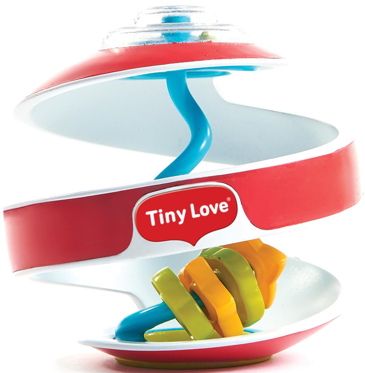 Tiny Love Развивающая игрушка Чудо-шар цвет красный развивающая игрушка погремушка tiny love волшебный шарик
