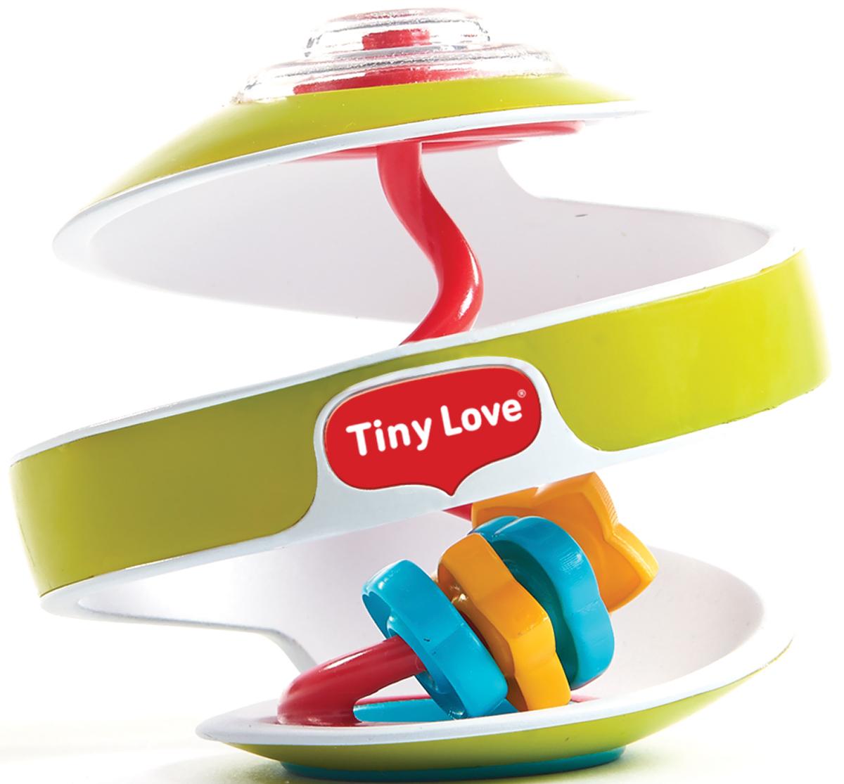Tiny Love Развивающая игрушка Чудо-шар цвет зеленый развивающая игрушка погремушка tiny love волшебный шарик