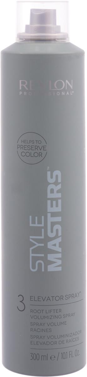 Revlon Professional SM Спрей для прикорневого объема Elevator Spray 300 мл revlon professional sm гель для контроля и блеска creator defining gel 150 мл