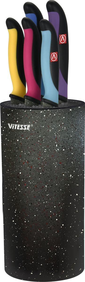 """Набор ножей """"Vitesse"""", 6 предметов. VS-8134"""