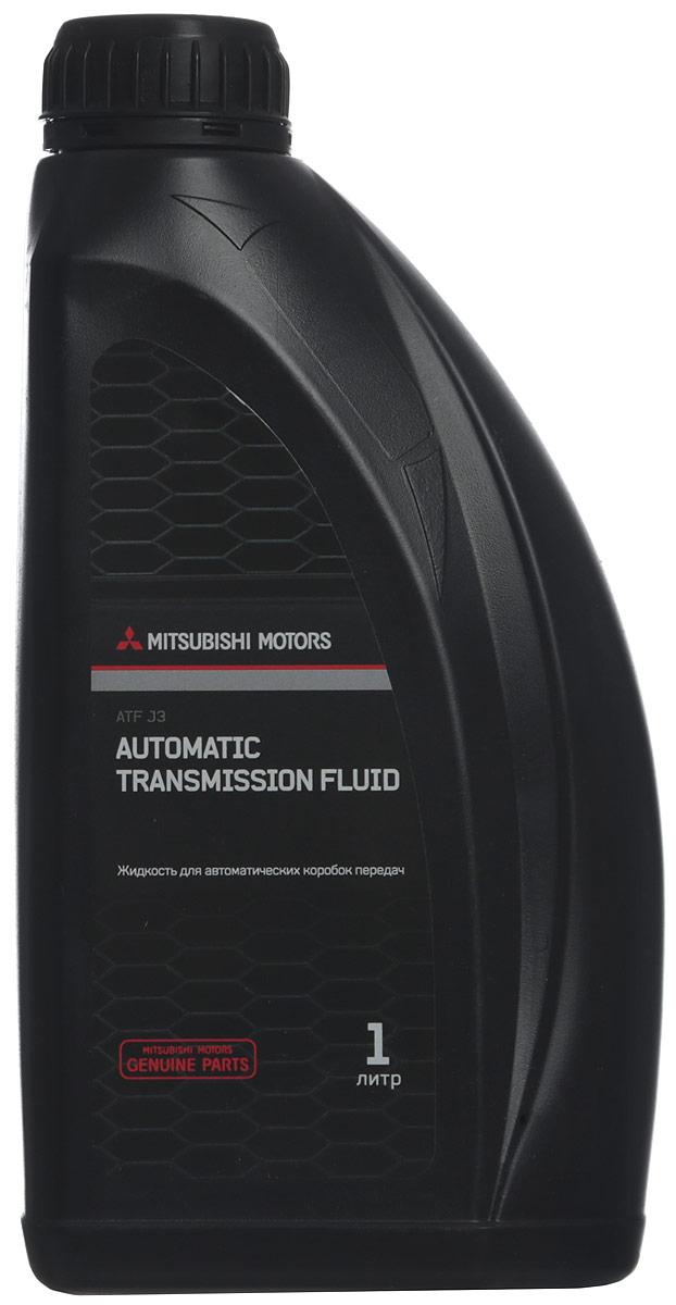 """Масло трансмиссионное """"Mitsubishi"""", синтетическое, ATF J3, 1 л"""