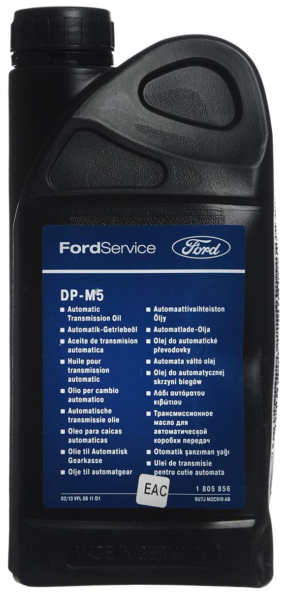 """Масло трансмиссионное Ford """"dp-m5"""", 1 л"""
