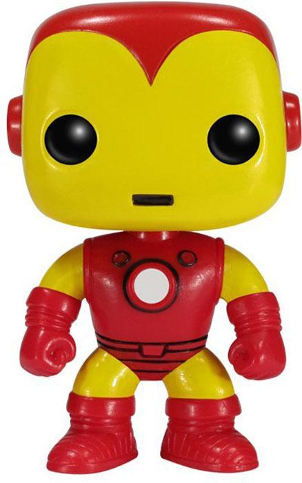 Фото - Funko POP! Vinyl Фигурка Marvel Iron Man 2274 мягкая игрушка funko pop marvel – deadpool mega 40 см