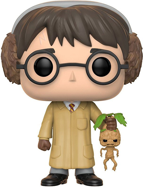Funko POP! Vinyl Фигурка Harry Potter S5 Harry Potter (Herbology) 29496