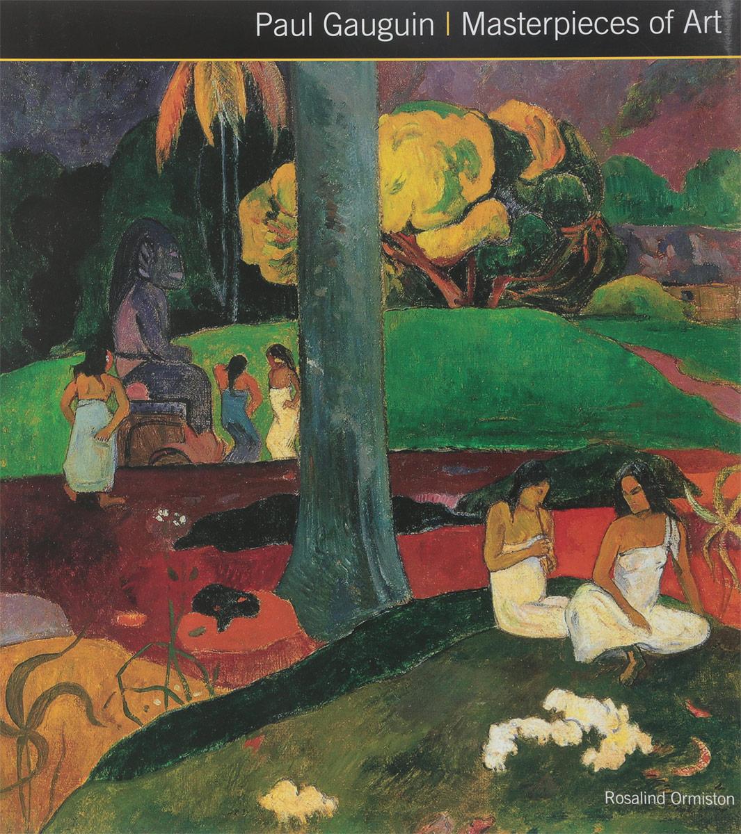 Paul Gauguin / Masterpieces of Art gauguin the other world