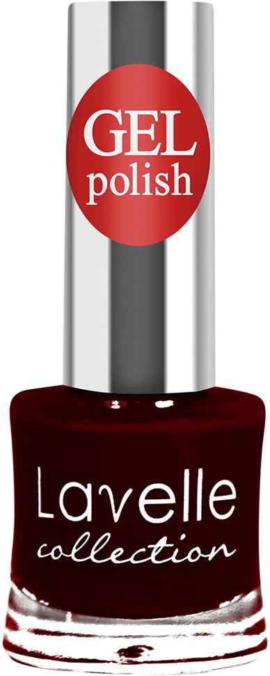 Lavelle Collection лак для ногтей GEL POLISH тон 20 вишневый, 10 мл
