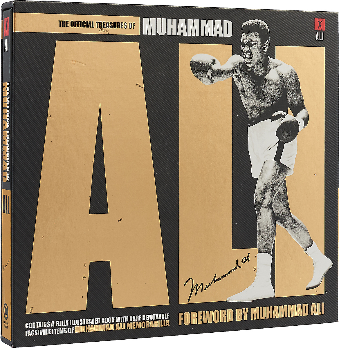 The Official Treasures of Muhammad Ali the official treasures of muhammad ali