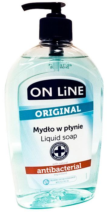 Forte Sweden On Line Жидкое мыло с Антибактериальным эффектом, 500 мл