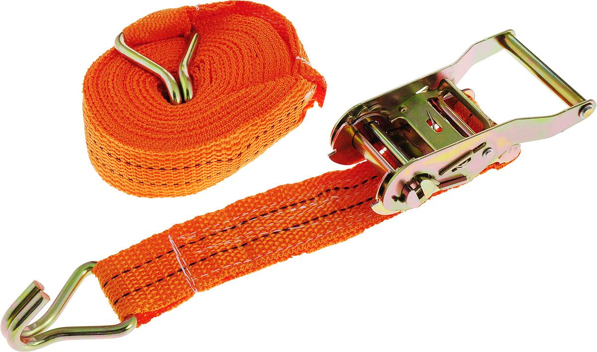 Ремень крепления груза Топ Авто, ширина ленты 38 мм, 1500/3000 кг 6 м на авто электросталь калининец онлайн