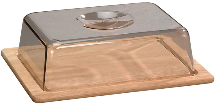 "Колпак для хлеба и сыра ""Kesper"", 26 х 20 х 7,5 см"