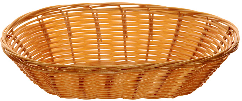 Корзинка плетеная Oriental Way Мульти, овальная, 23 см х 17 см корзинка для хранения garden rattan