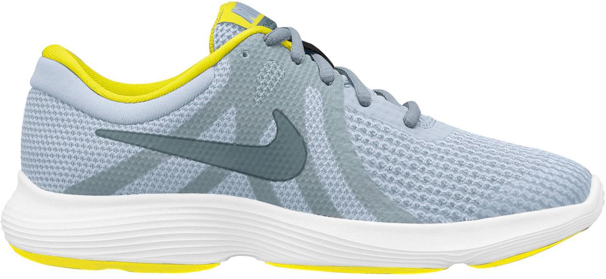 c6379175 Кроссовки Nike Revolution 4 (GS) Running — купить в интернет-магазине OZON  с быстрой доставкой