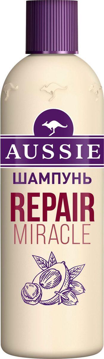 Aussie Шампунь Repair Miracle, для поврежденных волос, 300 мл шампунь aussie repair miracle д поврежд волос 300мл жен