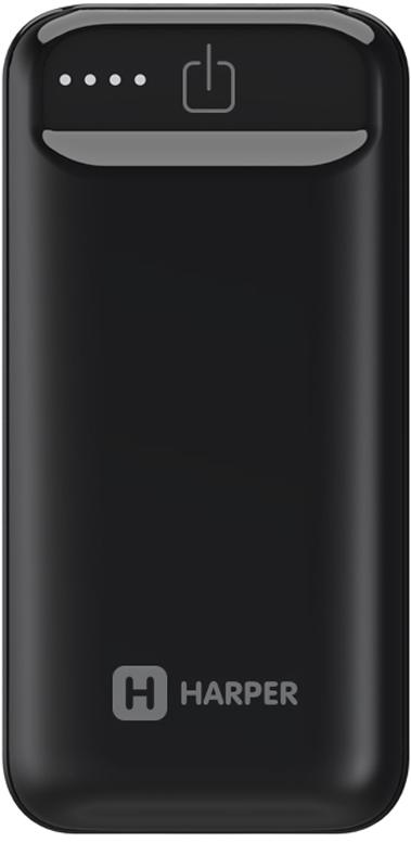 Фото - Harper PB-2605, Black внешний аккумулятор (5000 мАч) аккумулятор