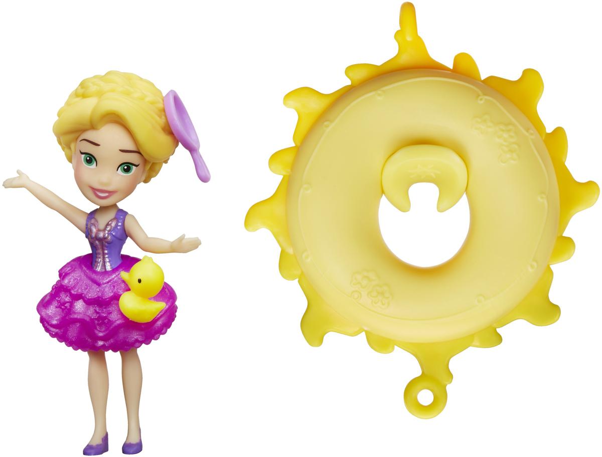 Disney Princess Игровой набор с куклой Рапунцель плавающая на круге цены