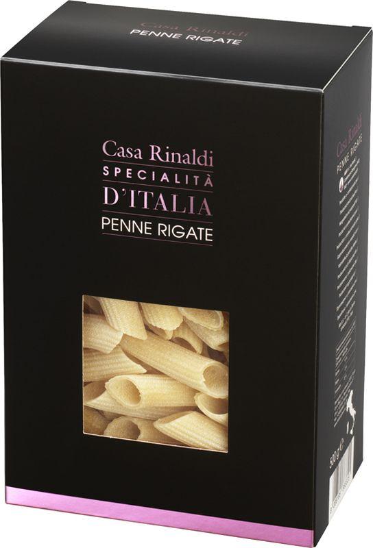 Casa Rinaldi Паста Пенне ригате из Калабрии ручной работы, 500 г