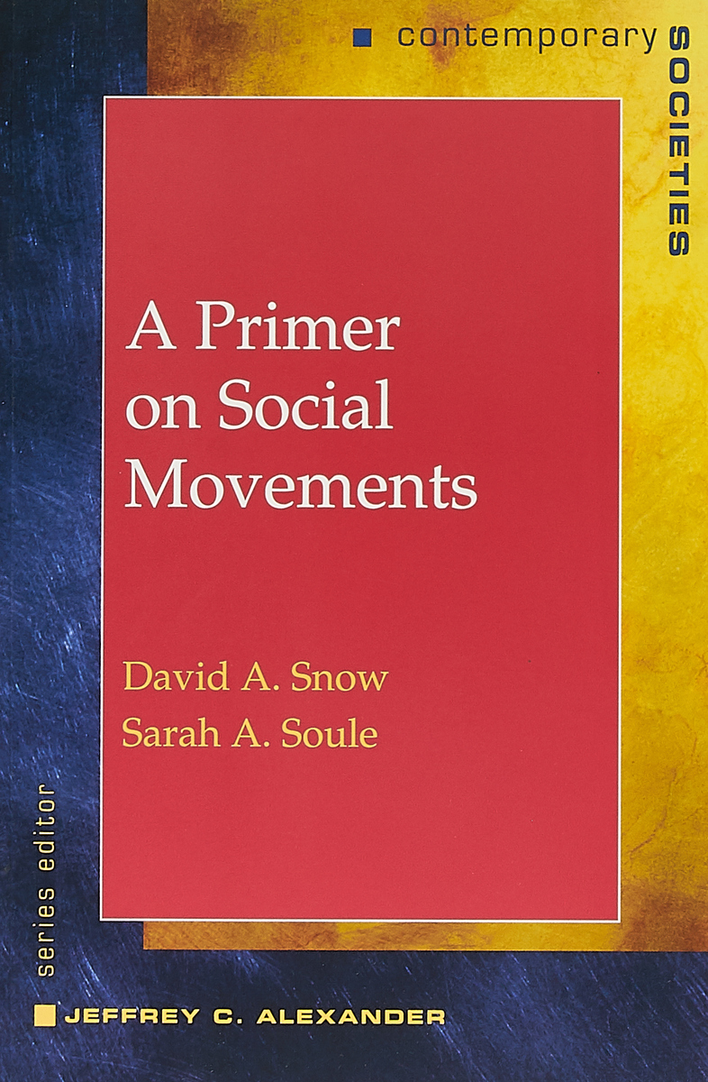 A Primer on Social Movements robert archey woods english social movements